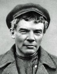 Ленин без бороды, 11 августа 1917 г.