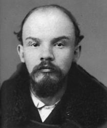 25-ти летний Владимир Ильич Ленин, 1895 год