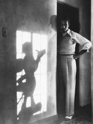 Уолт Дисней экспериментирует с игрой света и тени, 1939 год