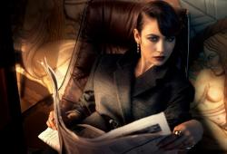 Ольга Куриленко для Vanity Fair France, октябрь 2013