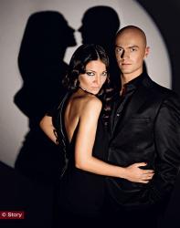 Влад Яма и Лилиана: фотосессия Story