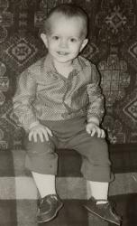 Влад Яма в детстве и юности