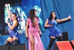 Гайтана на сцене