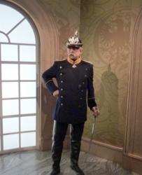 Отто фон Бисмарк в музее мадам Тюссо в Берлине