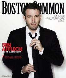 Бен Аффлек на обложках журналов