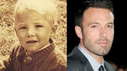 Бен Аффлек в детстве