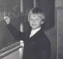 Потап в детстве и молодости