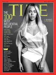 Бейонсе украсила обложку «Time. 100 самых влиятельных людей мира»