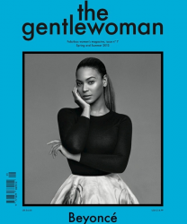 Бейонсе для The Gentlewoman Magazine