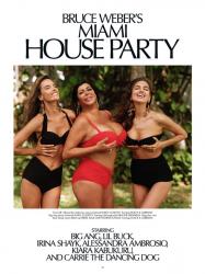 Алессандра Амброзио и Ирина Шейк для CR Fashion Book