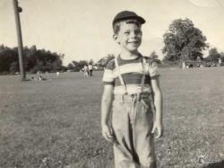 Стивен Кинг в детстве и молодости