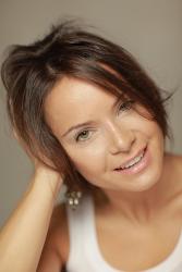 Лилия Подкопаева без макияжа