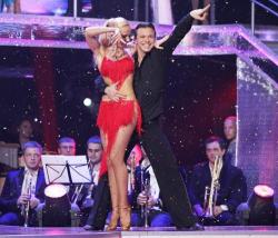 Лилия Ребрик и Андрей Дикий на танцполе