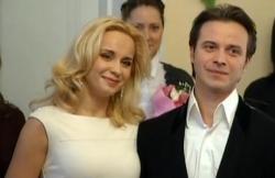 Свадьба Лилии Ребрик и Андрея Дикого