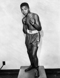 Мохаммед Али в 12-ти летнем возрасте