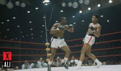 Мухаммед Али на ринге