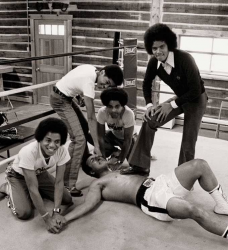 Мухаммед Али и The Jackson 5