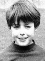Хью Грант в детстве и молодости