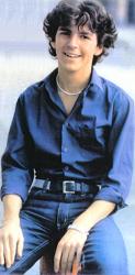 Томас Андерс в молодости