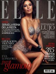 Ева Лонгория для Elle Spain, декабрь 2013