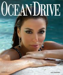 Ева Лонгория для Ocean Drive, март 2014