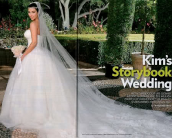 Все детали свадьбы Ким Кардашьян