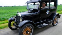 100-летний юбилей Ford T