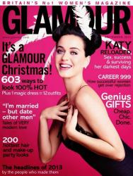 Кэти Перри для Glamour UK, декабрь 2013