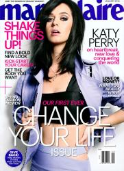 Кэти Перри для Marie Claire USA, январь 2014