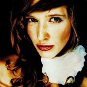 Катя Осадчая в возрасте 19 лет