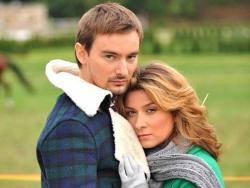 Алан Бадоев и Жанна Бадоева