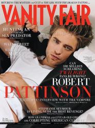 Роберт Патинсон для Vanity Fair