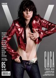 Леди ГаГа для журнала V #85 2013