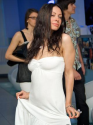 Девушка Сергея Светлакова