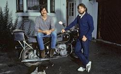 Стив Джобс и Стив Возняк, 1980 год