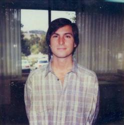 """Стив Джобс в офисе своей недавно основанной компании """"NeXT"""", 1985 год"""