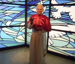 Бенедикт XVI в музеях мадам Тюссо