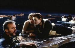 На съемочной площадке «Титаника», 1996-1997 годы