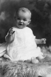 Мерилин Монро в детстве и юности