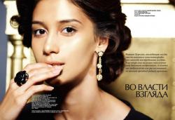 Равшана Куркова для журнала Beauty