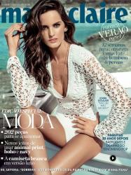 Изабель Гулар для Marie Claire Brazil, сентябрь 2014