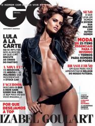 Изабель Гулар для GQ BRAZIL