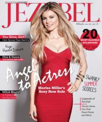 Мариса Миллер для Jezebel Magazine, август 2013