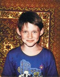 Алексей Кабанов в детстве