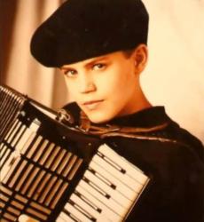 Пол Уэсли в юности