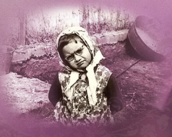 Таисия Повалий в детстве и юности