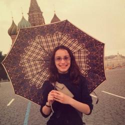 Виктория Дайнеко в юности