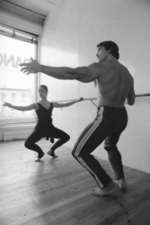 Арнольд Шварценеггер в балете