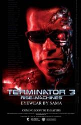 Терминатор и его солнцезащитные очки
