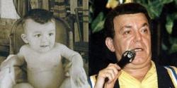 Иосиф Кобзон в детстве